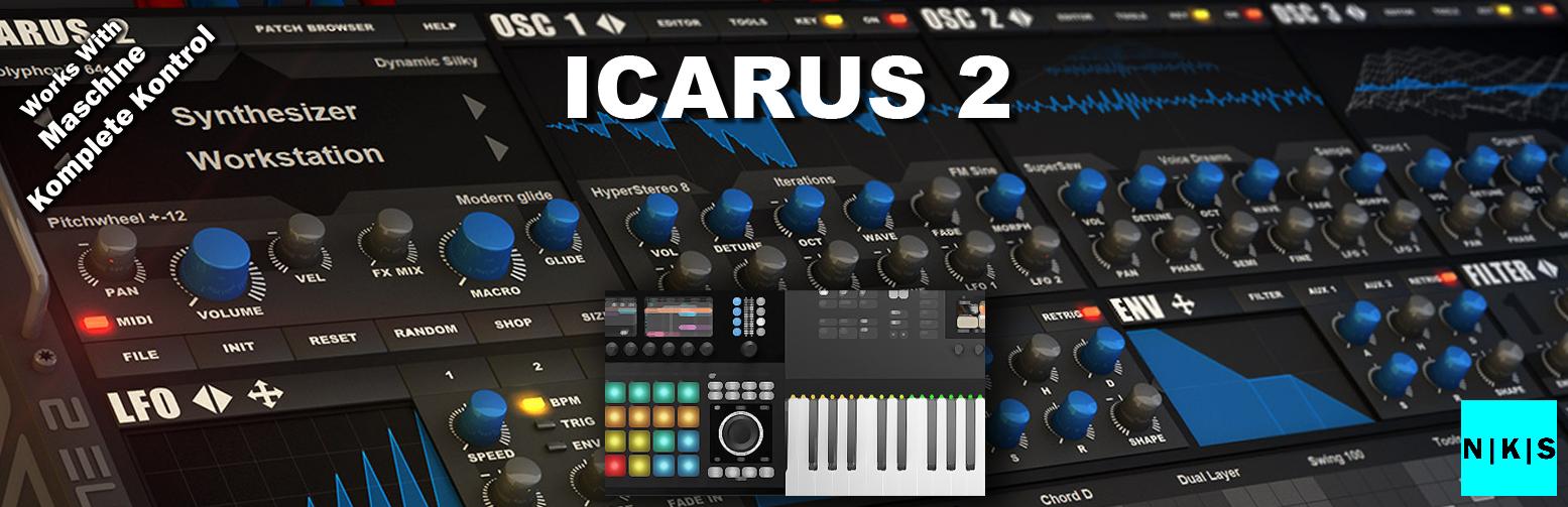 Icarus NKS SplashImage800