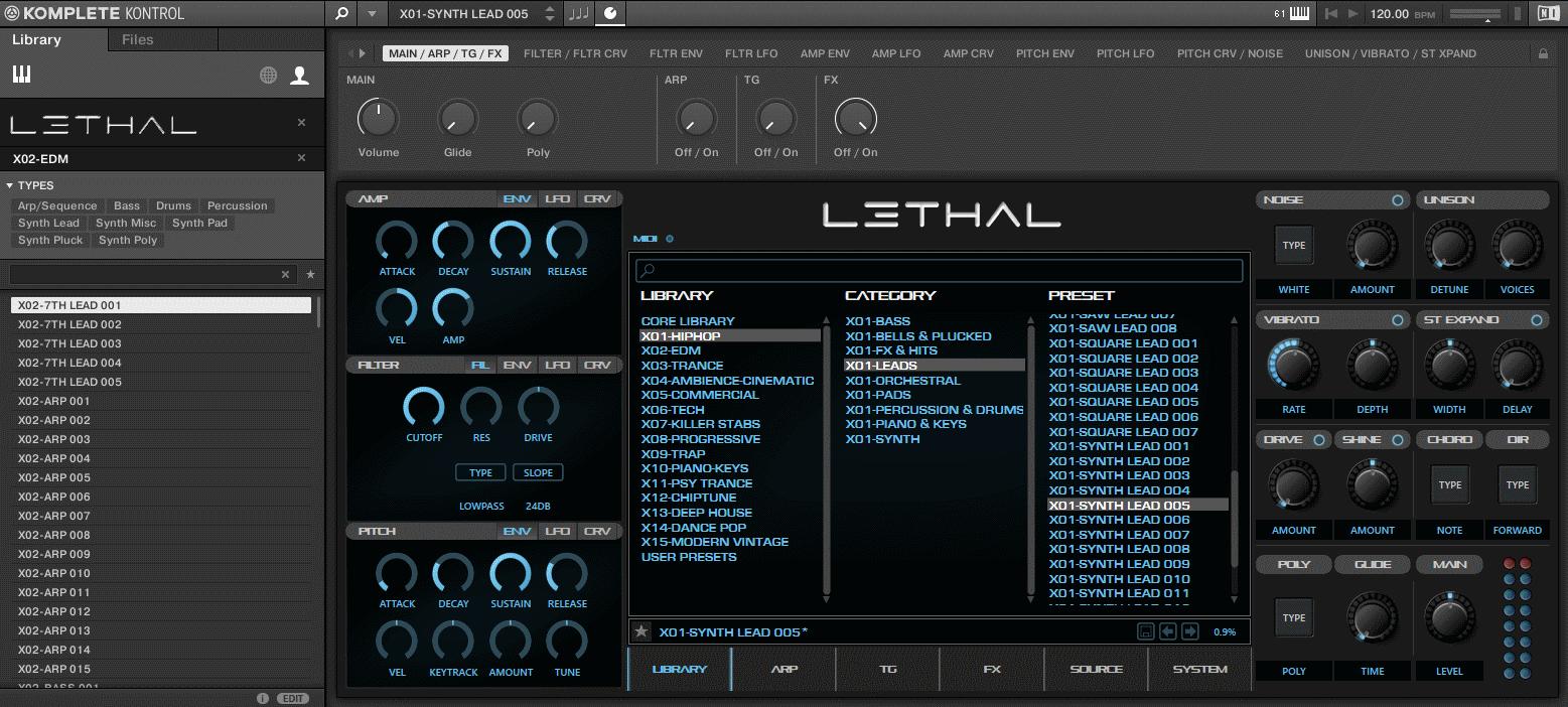 Lethal KK Browser