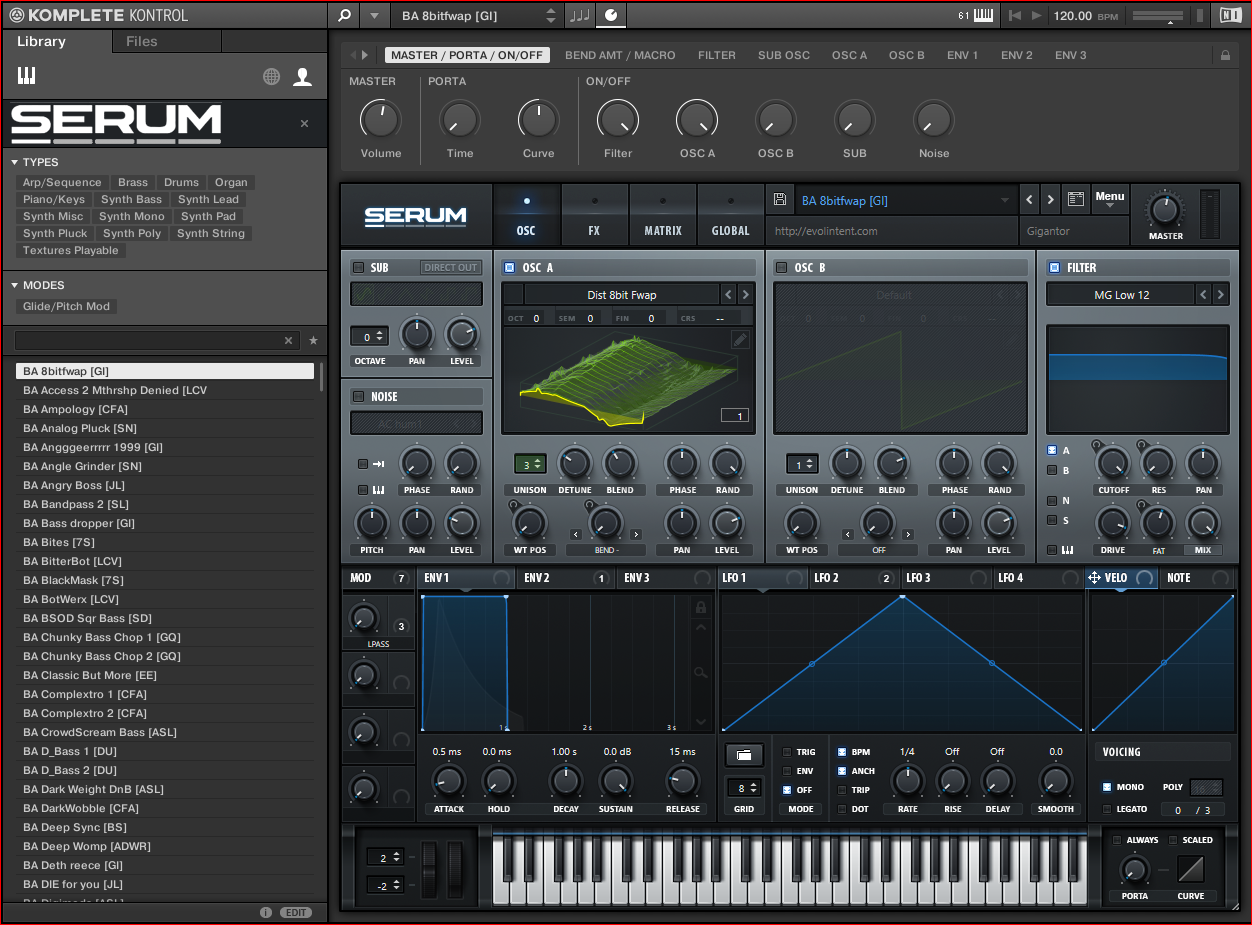 Serum KK VST
