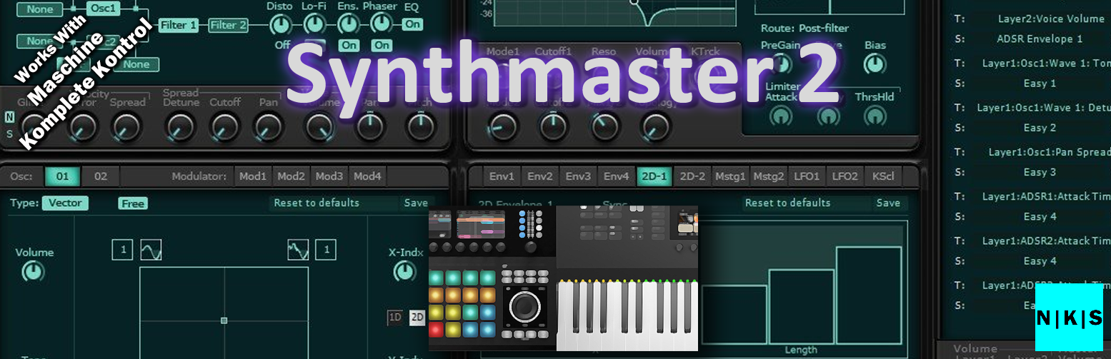 synthmaster2 nks splash