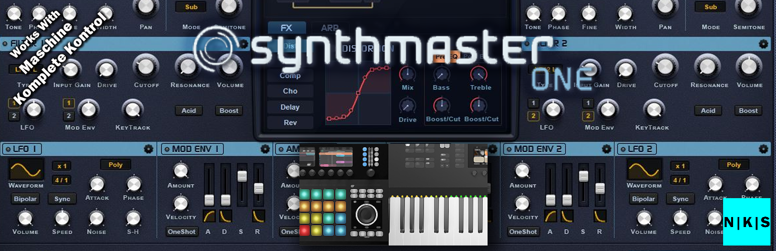 synthmasterone nks splash