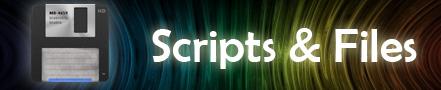 category scriptsfiles