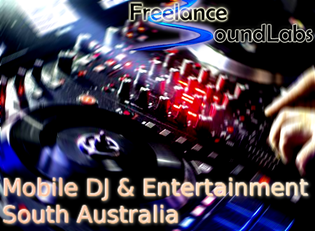 Freelance Soundlabs Mobile DJ